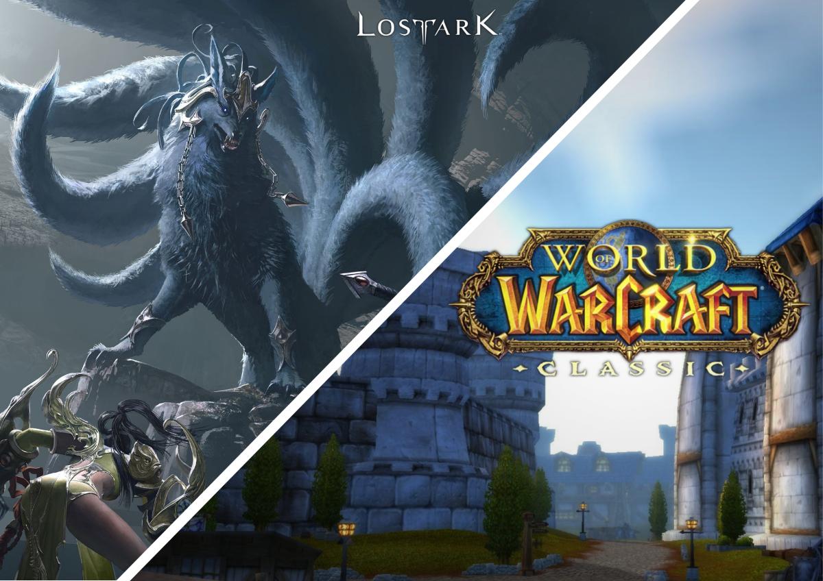 Опрос – Выбор проекта: Lost Ark \ WoW Classic
