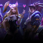 Клуб Celestial Being в League of Legends