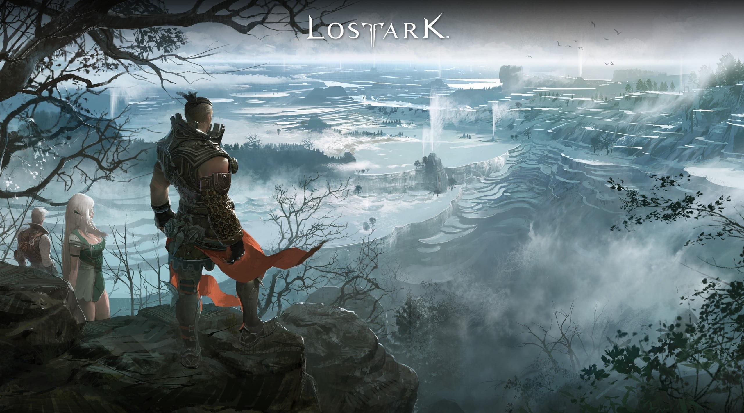 Старт гильдии в Lost Ark!