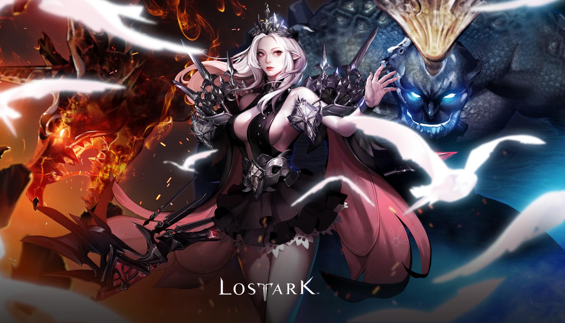 Lost Ark – перезагрузка!
